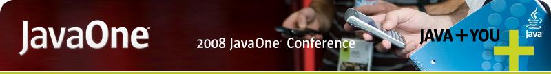 JavaOne 2008