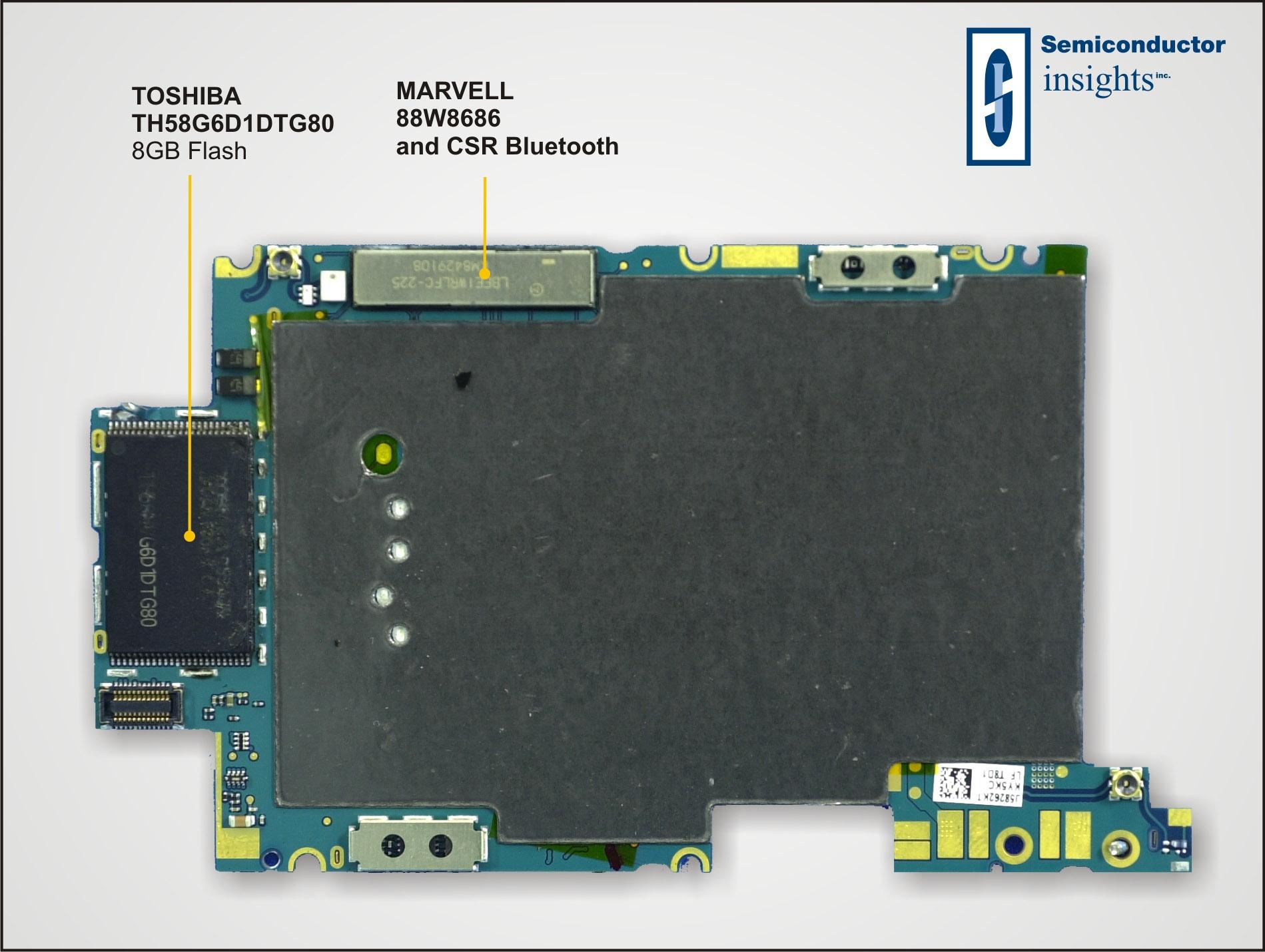 Контроллер питания iphone 5 схема