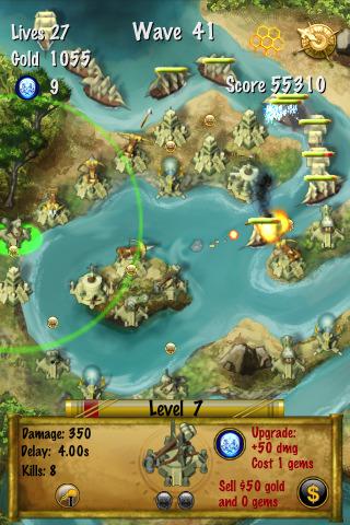Онлайн игры Tower Defense бесплатно - Флеш игры