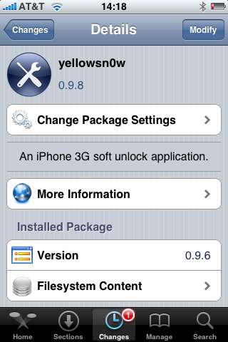 yellowsn0w 0.9.8