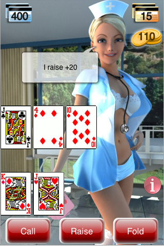 Strip Poker Flash