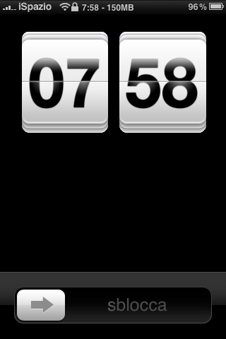 HTC Cydget: The HTC clock now on iPhone | iPhoneRoot com
