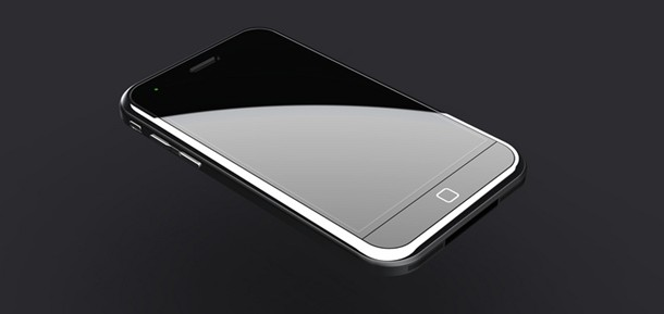 Nice IPhone 4G Concept With Rumored Features Roundup