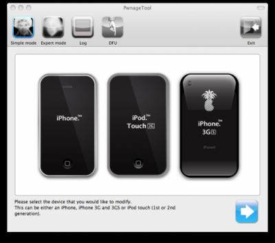 Pwnage Tool 3.1.5.