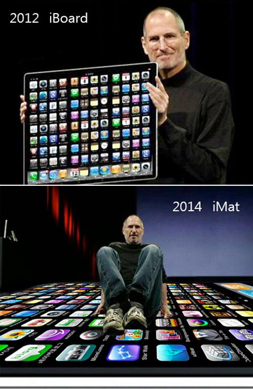 Evolution of iPad 2