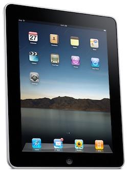 iPad shot