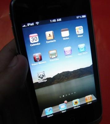 iPadThemeforiPhone