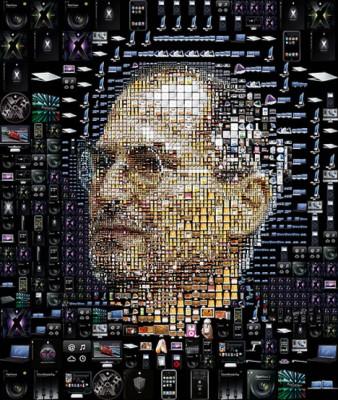 Steve Jobs puzzled
