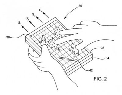 patent-capacitive-multitouch