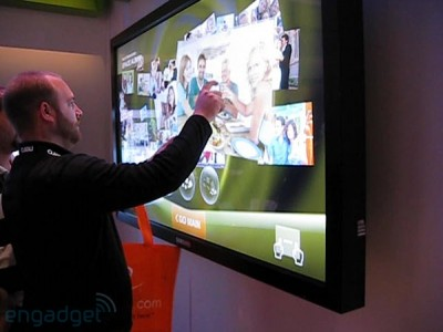 samsung MultiTouch Board