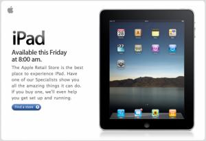 iPad UK