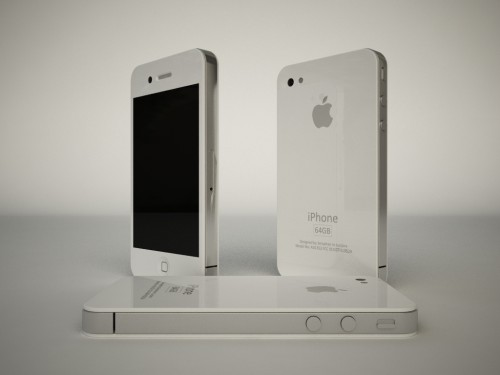 white-iphone4g