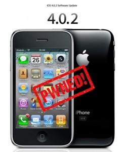iOS4.0.2Jailbreak