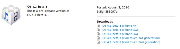 iOS41b3