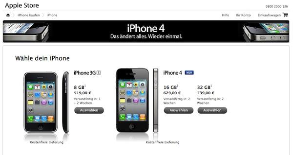 German Apple Site