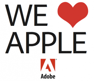 apple vs adobe
