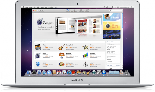 appstore for mac