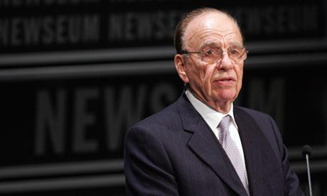 Ruper Murdoch, News Corp CEO