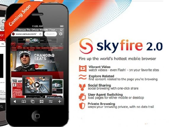 skyfire for iphone