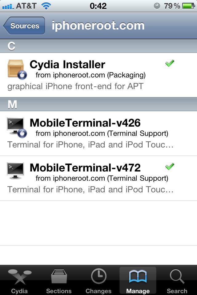 MobileTerminal | iPhoneRoot com