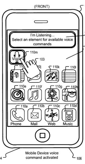 patent-voice-activated
