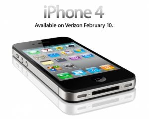 iphone 4 verizob