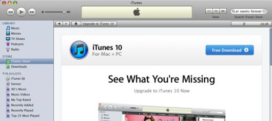 Previous Versions Of Itunes