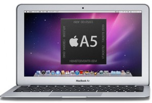 macbook air a5