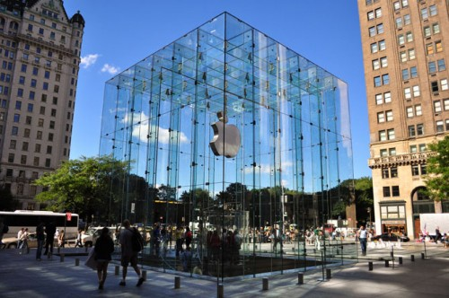 Apple-Store-Fifth-Avenue-glass-cube-back