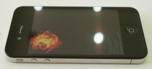 iPhone Prototype 2010