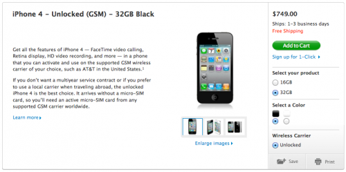 unlocked-iphone-4-32g