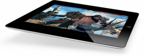 Gaming on iPad