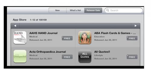 iPad-applications