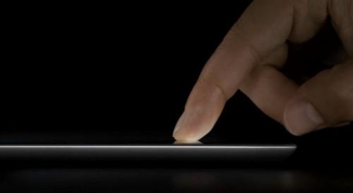 iPad new display