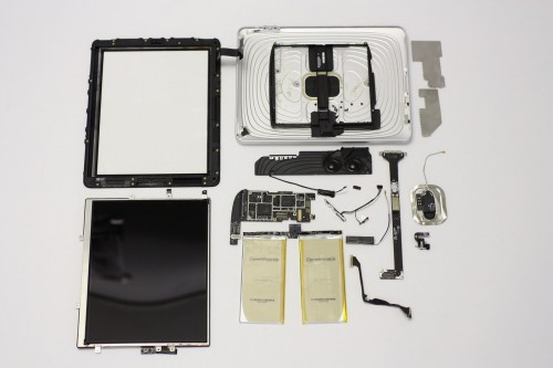 iPad teardown