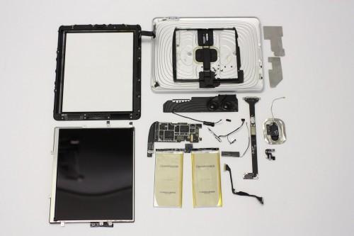 iPad teardown