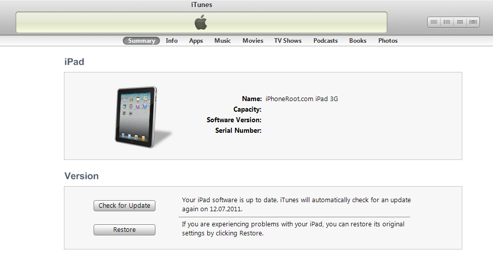 Step-by-step Tutorial: How to Tether Jailbreak iPad 1 Using
