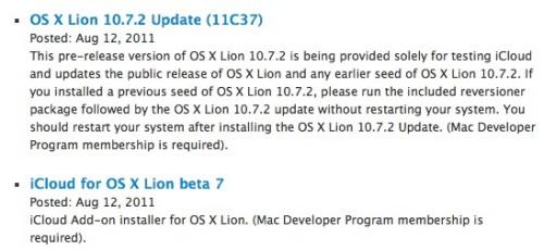 Apple builds