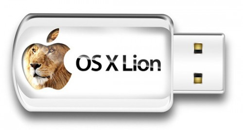 Mac-OS-X-Lion USB stick