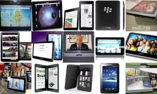 Non-ipad tablets