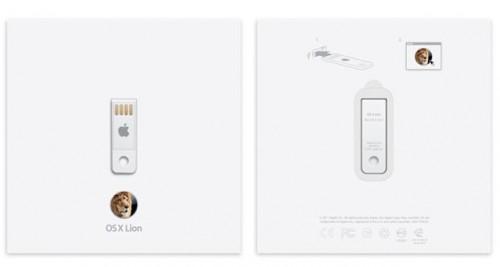 OS X Lion USB drive