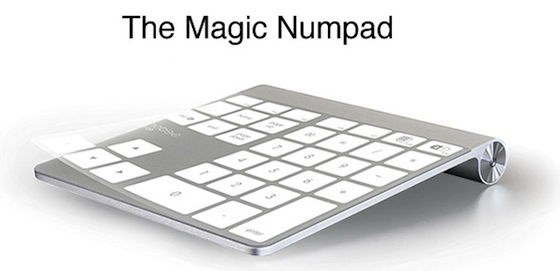 magic numpad