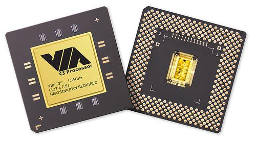 via-technologies-processor