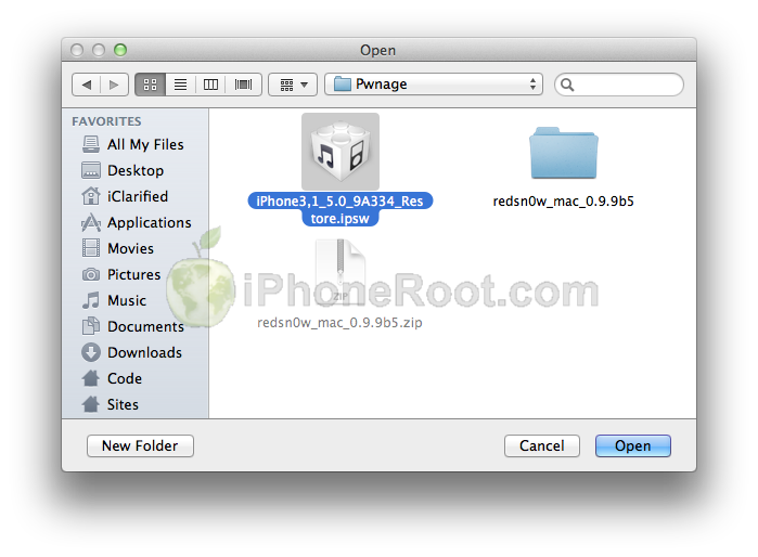 Step-by-step Tutorial: How to Tether Jailbreak iPhone 4 Using