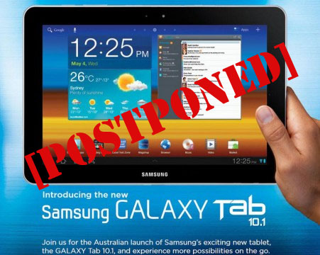 postponed -galaxy-tab-10-1