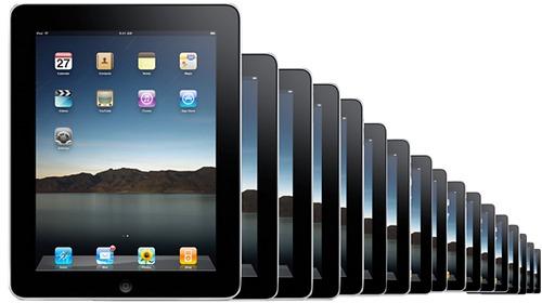 Apple Reduces iPad