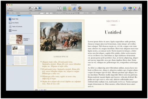 iBooksAuthor.