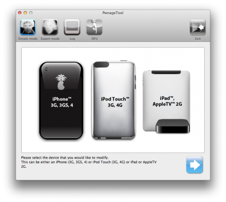 iPhone Dev-Team Releases PwnageTool 5.0.1 for iOS 5.0.1