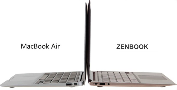 apple-macbook-air-and-asustek-zenbook