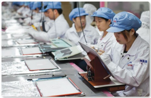 apple manufacturer